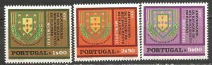 PORTUGAL 1070-72 MNH Z115