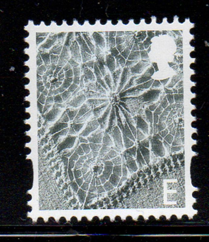 Great Britain N Ireland Sc 14 2001 E Linen stamp mint NH