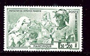 Martinique CB1 MH 1942 issue    (ap5424)