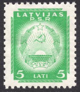 LATVIA SCOTT 2N57