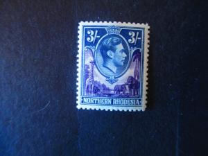 Northern Rhodesia #42 Mint Hinged- (BZ9) WDWPhilatelic!