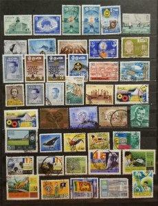 CEYLON Stamp Lot 1956-1969 Used T2716