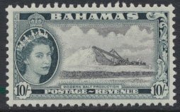 Bahamas  SG 215 SC# 172 MLH  see scans and details = Salt Production
