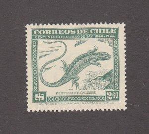 Chile Scott # 255M MNH