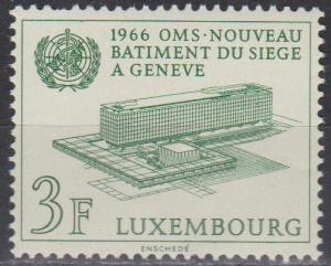 Luxembourg #434 MNH F-VF (B3917)