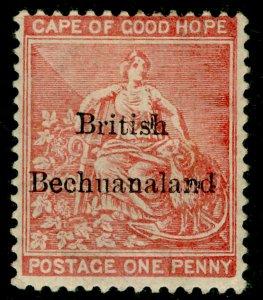 BECHUANALAND SG5, 1d rose-red, M MINT. Cat £27.
