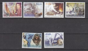 J26434  jlstamps 2003 greece set mnh #2081-6 designs , all checked