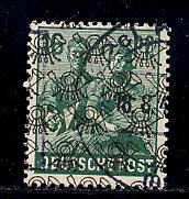 Germany Deutsche Post Scott # 623, used, variation