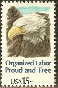 1831 Organized Labor F-VF MNH single