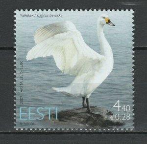Estonia 2007 Birds MNH Stamp