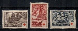 Finland Scott B24-6 Mint NH (Catalog Value $52.50)