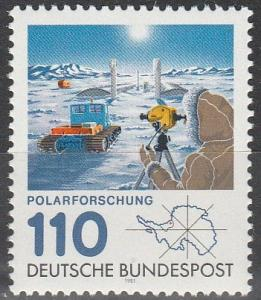 Germany #1353 MNH   (S9231)