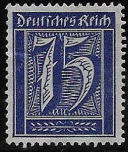Germany, Sc 170, mnh, jumbo margins, no gum