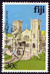 Fiji #419 Sacred Heart Cathedral, Suva. PM