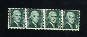 USA #1278  7  used 1965-78 PD .19
