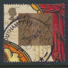Great Britain SG 2115  Used    - Christians Tale