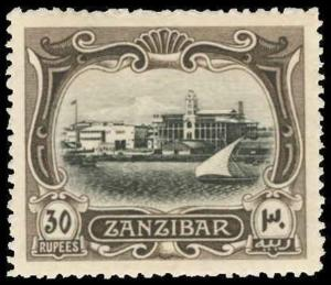 Zanzibar Scott 115 Gibbons 241 Mint Stamp