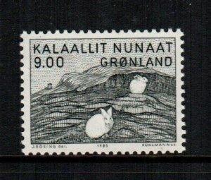 Greenland  118  MNH $ 4.00