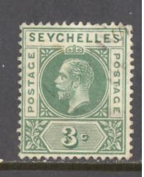 Seychelles Sc # 64 used (RS)