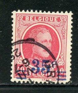 Belgium # 193, Used.   A8