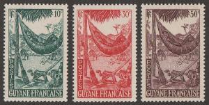 192-194,Mint French Guiana