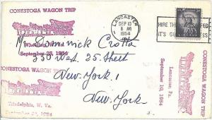 MEDICINE HANDICAPPED : USA special postmark on COVER 1958