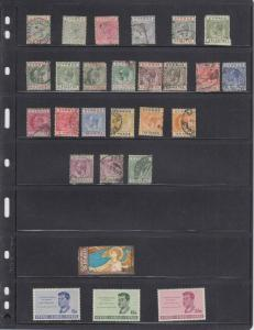 CYPRUS ISRAEL 100'S OF STAMPS OLD COLLECTION M979 SEE 35  PICTURES !
