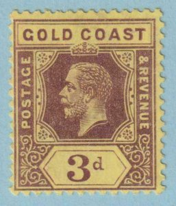 GOLD COAST 60  MINT HINGED OG * NO FAULTS VERY FINE !