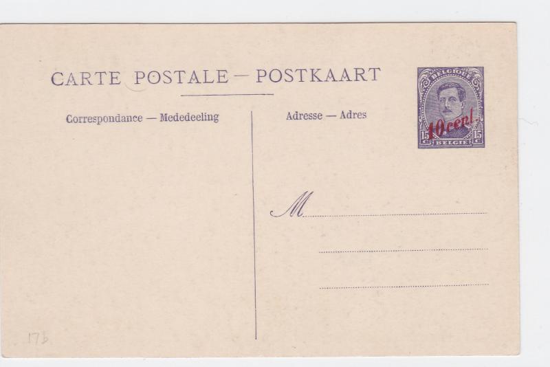 belgium unused postal stamps stationary item ref r16165
