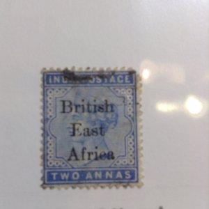 British East Africa  # 57  Used