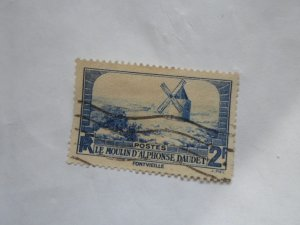FRANCE STAMP USED VG CON. SC# 307