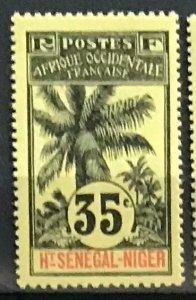 Upper Senegal & Niger #10 MLH CV$5.50 Oil Palms