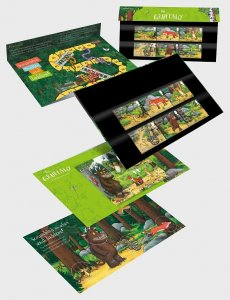 Stamps of Great Britain 2019. - The Gruffalo - Presentation Pack.
