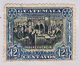 Guatemala 132 Used Dec of Independence 1907 (BP30535)