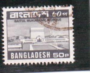 Bangladesh  Scott#  172  Used