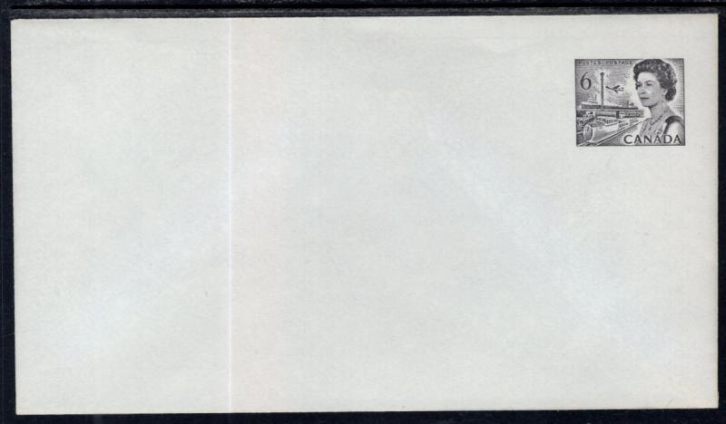 Canada Unitrade U91 Postal Envelope Unused VF