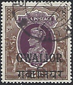 Gwalior #113 Used cv $14