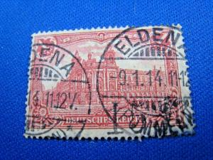 GERMANY - SCOTT # 92a  -   Used       (kb)