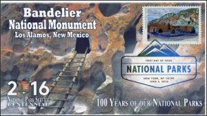 2016, National Parks, Bandelier National Monument, DCP, 16-161