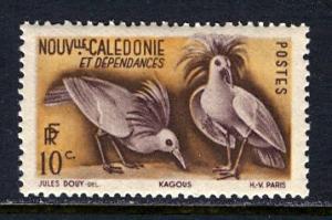 New Caledonia; 1948: Sc. # 276: **/MNH Single Stamp