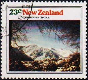 New Zealand. 1973 23c S.G.1040 Fine Used