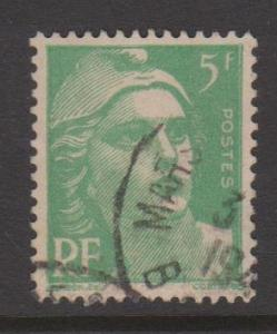France Sc#542 Used