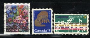 Can #855-57   -1    used VF 1980 PD