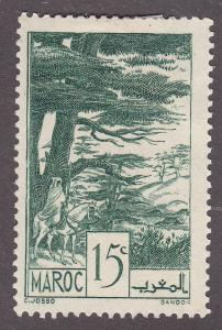 French Morocco 154 Cedars 1939
