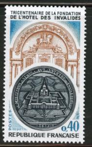France Scott 1414 MNH** Louis XIV medal 1974