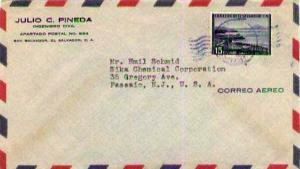 Salvador, Airmail