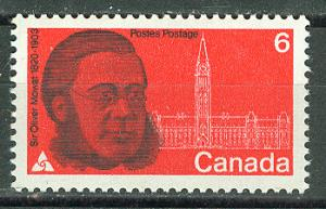 Canada # 517 Sir Oliver Mowat    (1) Mint NH