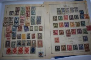 JUGOSLAVIA OLD COLLECTION DR SCHULTZ ESTATE MINT AND USED Z705
