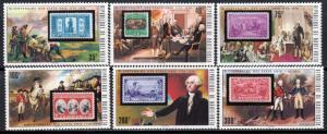 Upper Volta #352-57 American Bicentennial ~ (6510)
