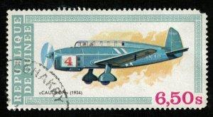 Plane CAUDRON 1934, 6.50 s (T-9469)
